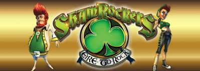 Shamrockers Eire To Rock
