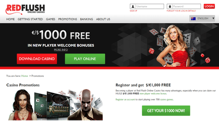 Red Flush Casino is the Best Slot Sites UK