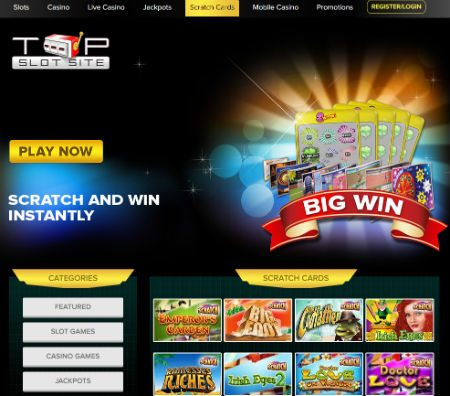Mobile Casino Slots at Top Slot Site