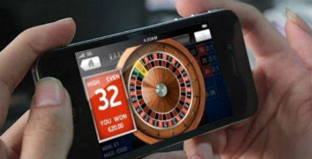 Mobile Roulette Table