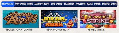 Slots Games New Online