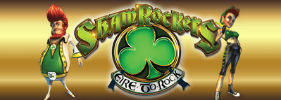 Shamrockers Eire To Rock