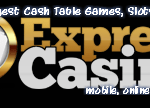 Express Casino   Pay £100 Play £200