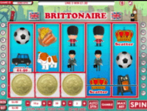 free spins Brittonaire Slots