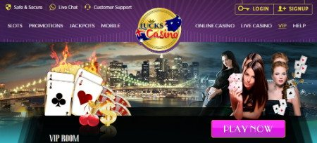 Play at Lucks Casino UK