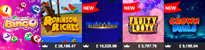 exclusive slots games online
