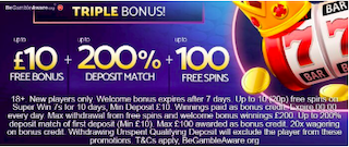 mFortune signup bonus + deposit match welcome bonus