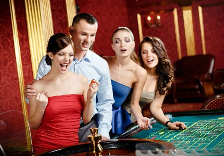 Roulette Casino Play
