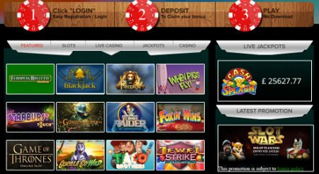 Slot No Deposit Bonus at Top Slot Site