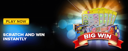 play free £5 scratch bonus