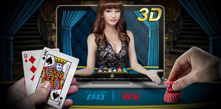3D Casino Table Games