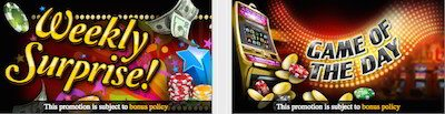 top casino deposit match bonuses