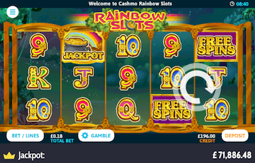 Real money slots online